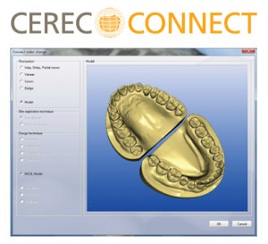 CEREC-Communication